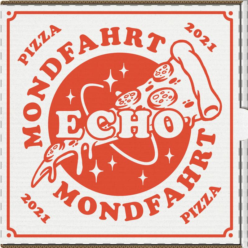 Pizza Mondfahrt