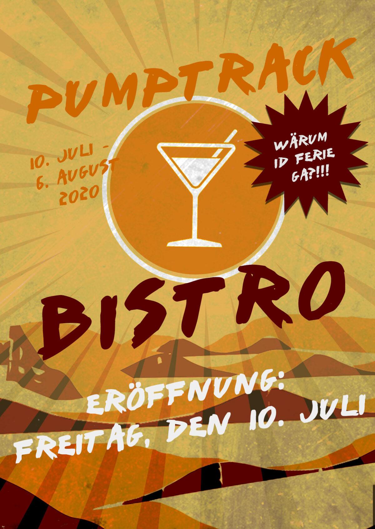 Pumptrack Bistro 2020