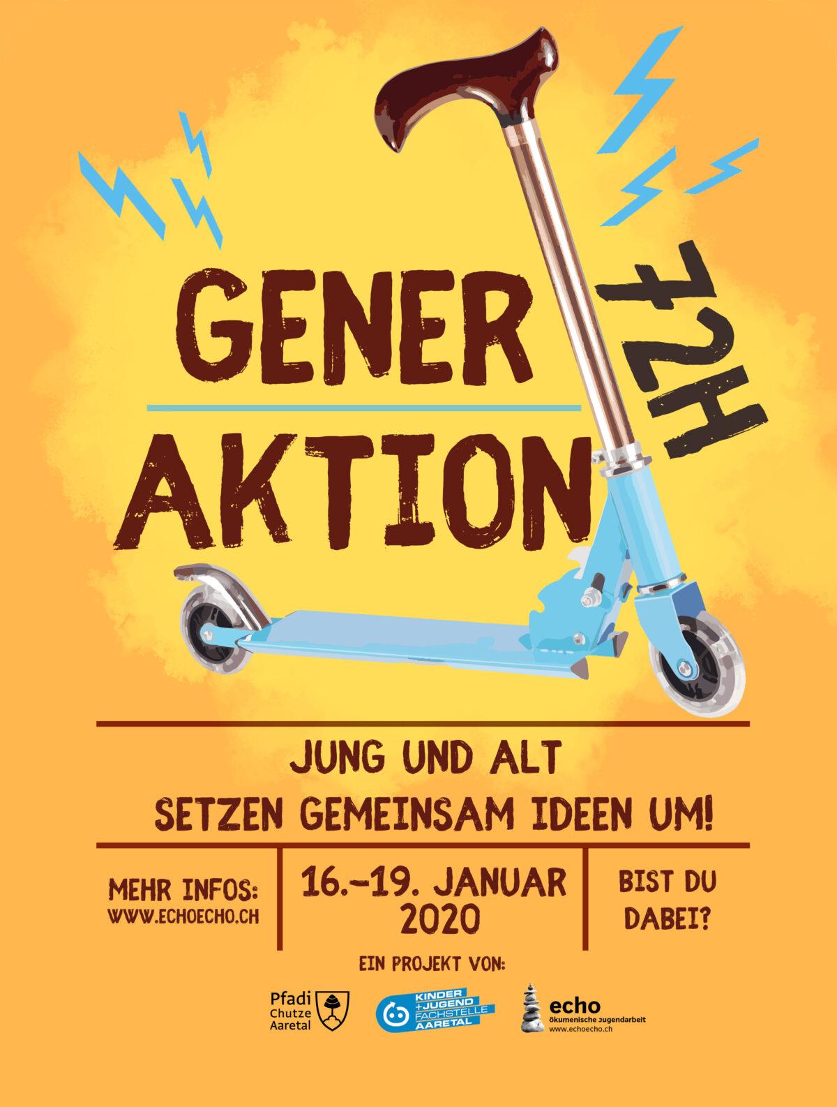 GenerAktion 72h